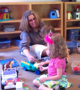 Play Group with Shelley Marcus.